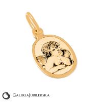 07369da410bc72 Medaliki Próba złota: 585 / 14K - Galeriajubilerska.pl